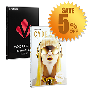 CYBER DIVA Starter Pack for Cubase