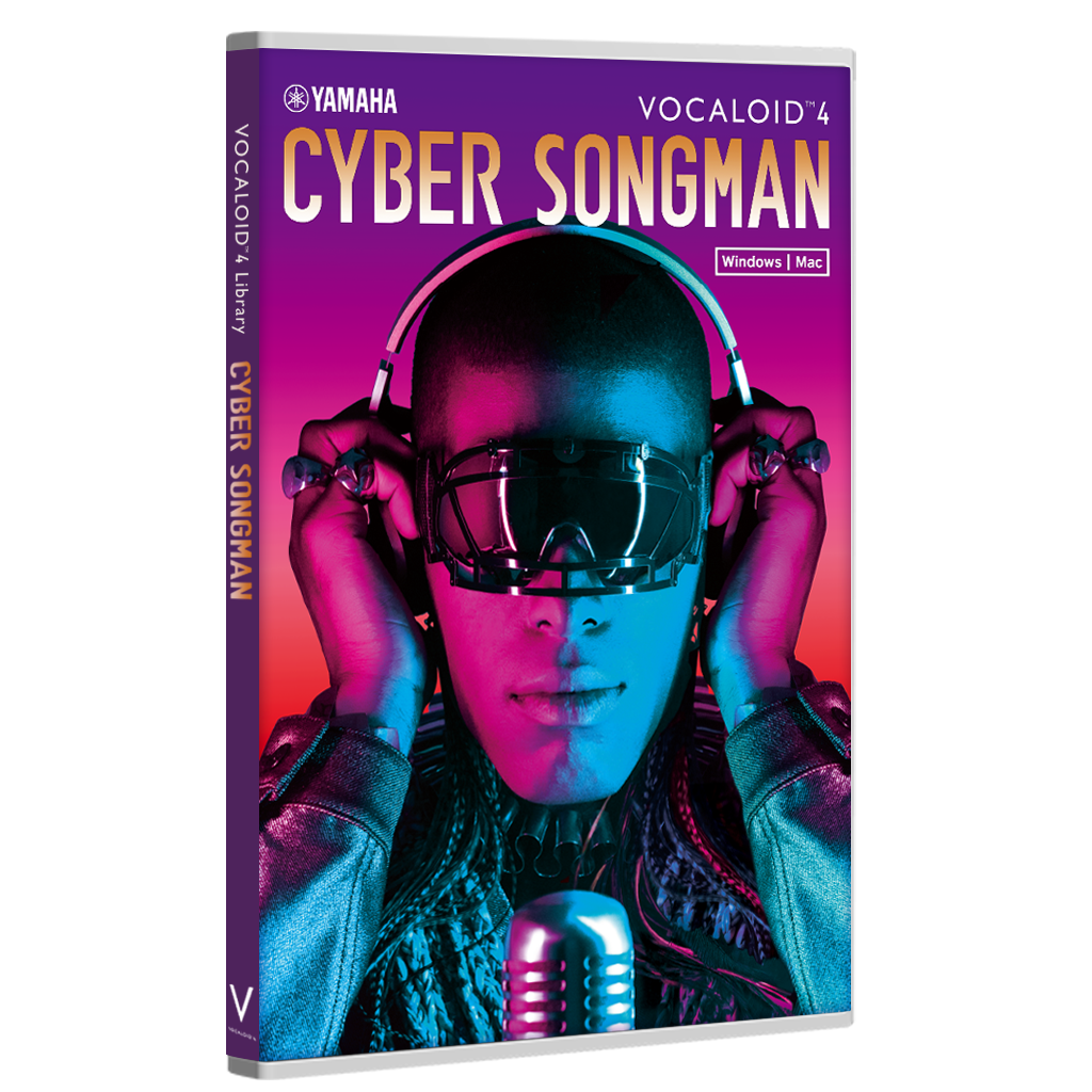 VOCALOID4 Library CYBER SONGMAN