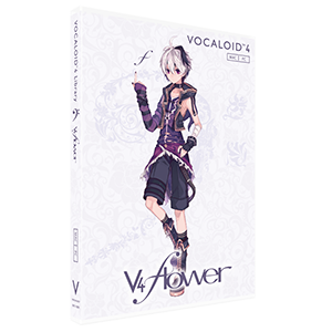 VOCALOID4 Library v4 flower