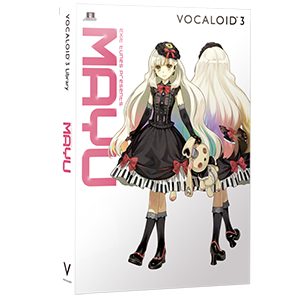 VOCALOID™ 3 Library MAYU