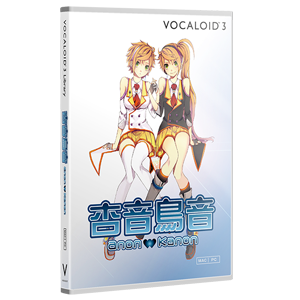 VOCALOID3 Library Anon Kanon