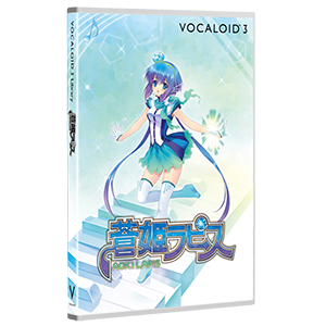 VOCALOID™3 Library 蒼姫ラピス