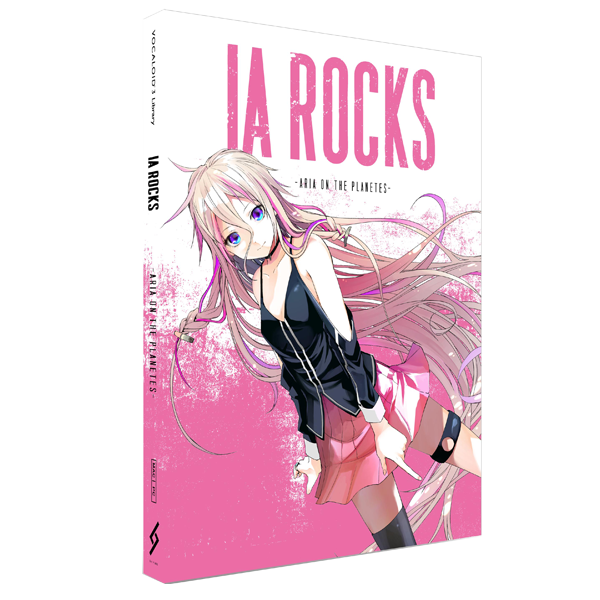 VOCALOID™3 Library IA ROCKS