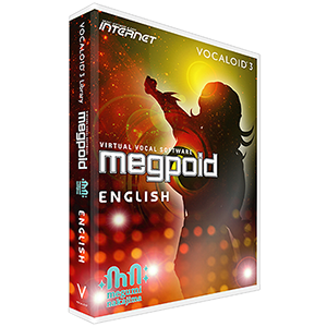 VOCALOID3 Library Megpoid English
