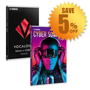 CYBER SONGMAN Starter Pack for Cubase