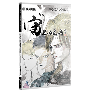 VOCALOID3 Library ZOLA PROJECT