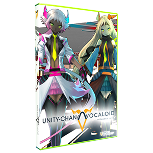 VOCALOID4 Library unity-chan!