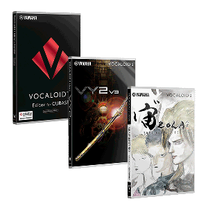 VOCALOID VY2 + ZOLA Starter Pack for Cubase