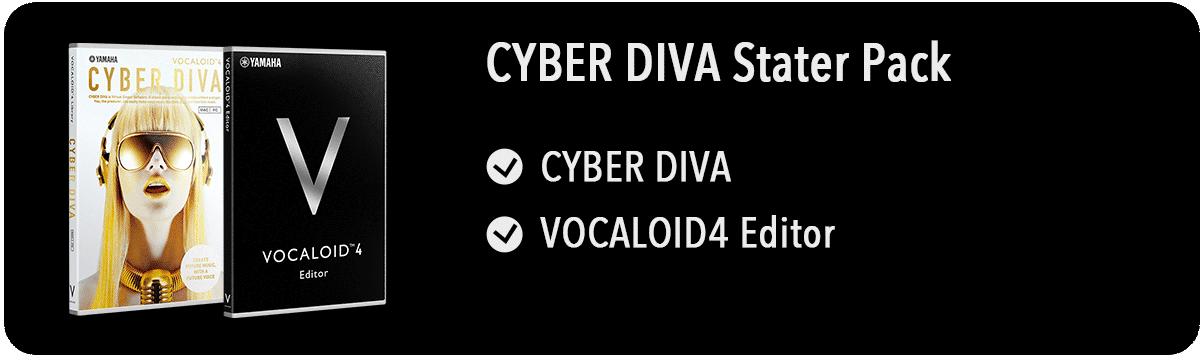 CYBER DIVA Starter Pack
