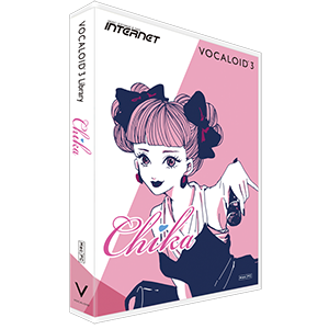 VOCALOID3 Library Chika
