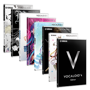 VOCALOID SHOP Selection Starter Pack