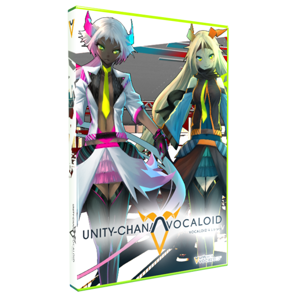 VOCALOID4 Library unity-chan! | download product | VOCALOID SHOP