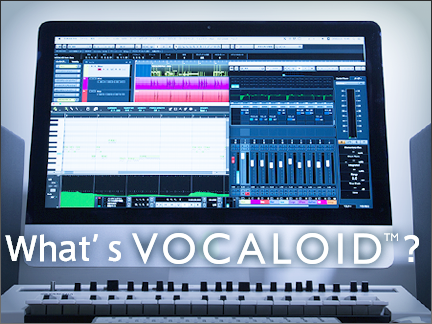 What's VOCALOID