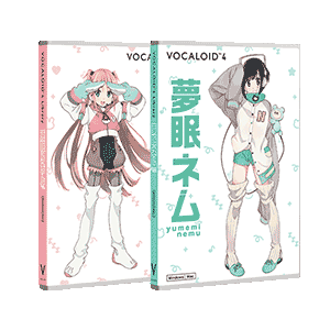 VOCALOID4 Library 夢眠ネム・兎眠りおん