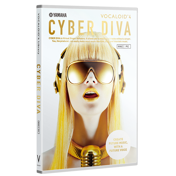VOCALOID4 Library CYBER DIVA