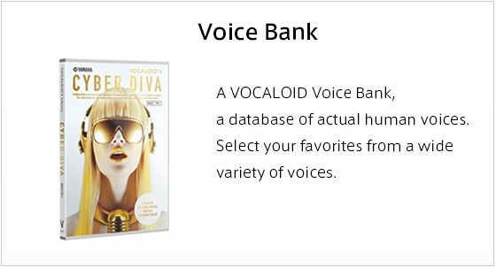 Voice Bank