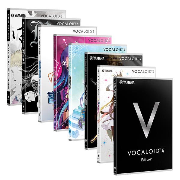VOCALOID SHOP Selection