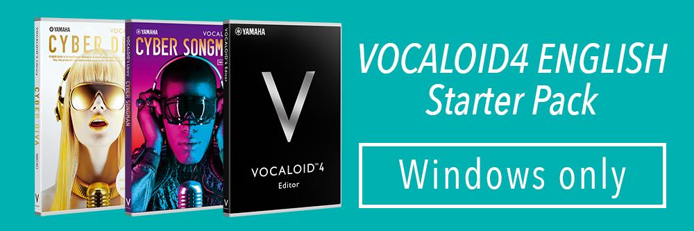 VOCALOID4 Editor